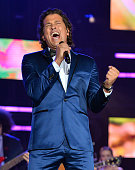 Singer Carlos Vives performs onstage during the 2015 Latin GRAMMY Person of the Year honoring Roberto Carlos at the Mandalay Bay Events Center on...