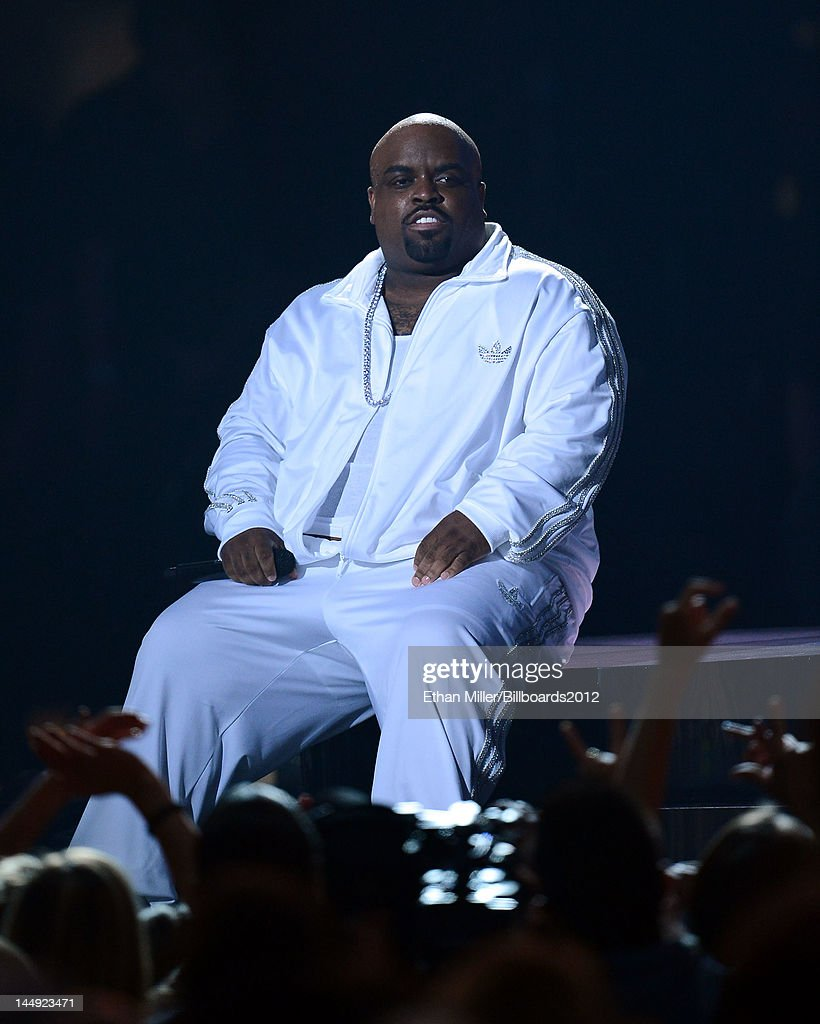 Singer CeeLo Green performs onstage at the 2012 Billboard Music Awards held at the MGM Grand Garden Arena on May 20, 2012 in Las Vegas, Nevada.