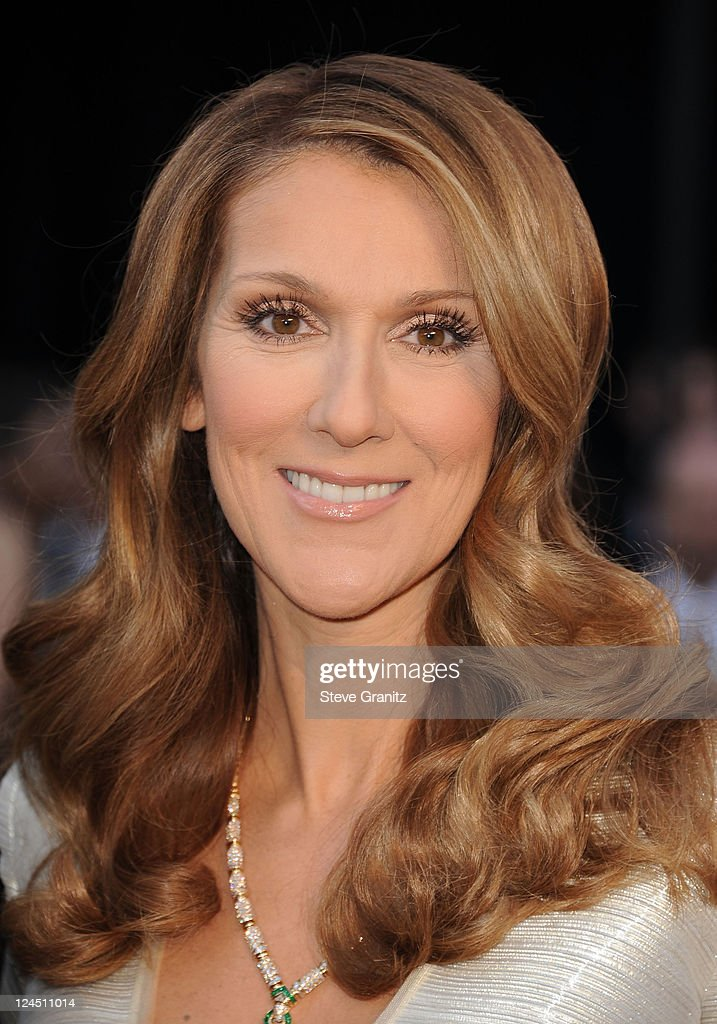 Singer Celine Dion arrives at the 83rd Annual Academy Awards held at the Kodak Theatre on February 27, 2011 in Hollywood, California.