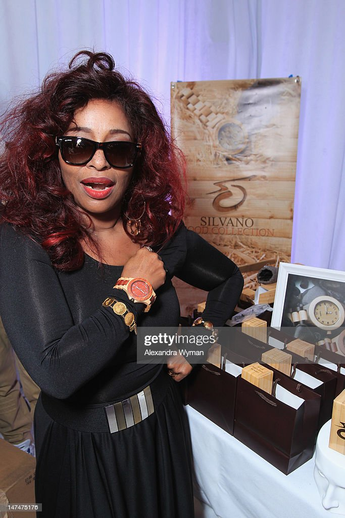 Singer Chaka Khan attends day 1 of 2012 BET Awards Celebrity Gifting ...