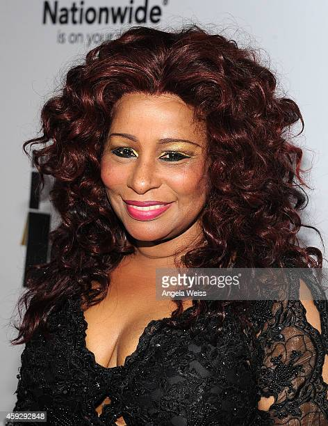 Singer Chaka Khan attends the 2014 Ebony Power 100 List event at Avalon on November 19 2014 in Hollywood California
