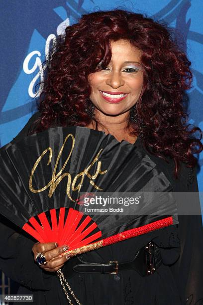 Singer Chaka Khan attends the Essence 6th annual Black Women in Music Event held at Avalon on February 5 2015 in Hollywood California