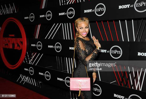 Singer Charisse Mills at BODY at ESPYS at Avalon on July 11 2017 in Hollywood California