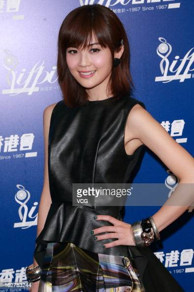 charlene choi stock photos and pictures getty images