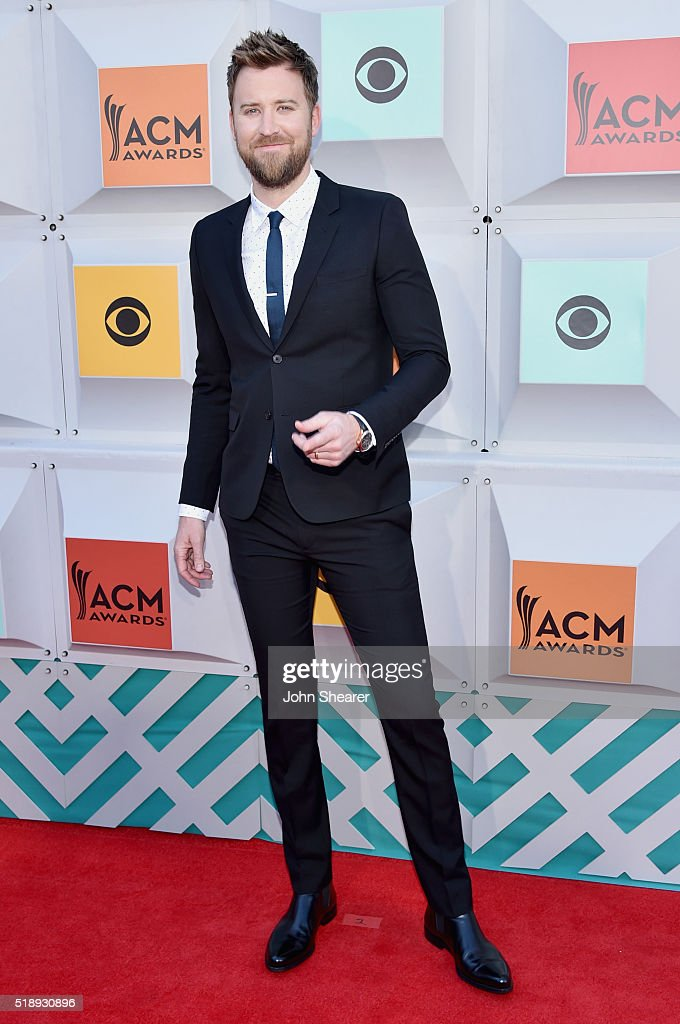Singer Charles Kelley of Lady Antebellum attends the 51st Academy of Country Music Awards at MGM Grand Garden Arena on April 3, 2016 in Las Vegas, Nevada.