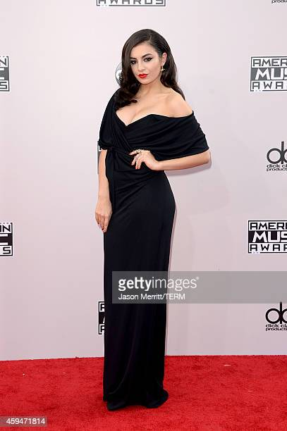 Singer Charli XCX attends the 2014 American Music Awards at Nokia Theatre LA Live on November 23 2014 in Los Angeles California