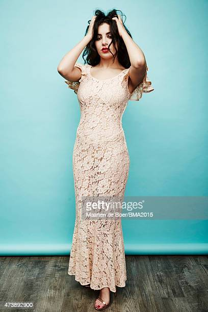 Singer Charlie XCX poses for a portrait at the 2015 Billboard Music Awards on May 17 2015 in Las Vegas Nevada