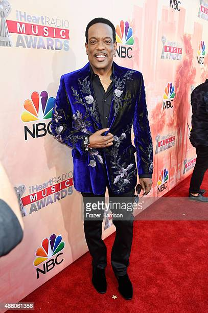 Singer Charlie Wilson attends the 2015 iHeartRadio Music Awards which broadcasted live on NBC from The Shrine Auditorium on March 29 2015 in Los...