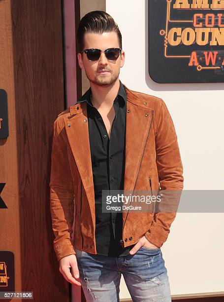 Singer Chase Bryant arrives at the 2016 American Country Countdown Awards at The Forum on May 1 2016 in Inglewood California