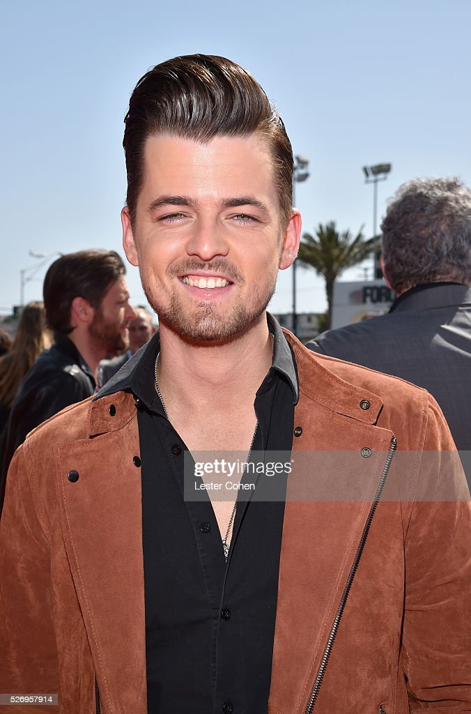 Singer Chase Bryant attends the 2016 American Country Countdown Awards at The Forum on May 1, 2016 in Inglewood, California.