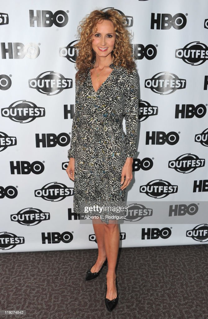 Singer Chely Wright arrives to the 2011 Outfest Special Screening of 'Wish Me Away' at Directors Guild Of America on July 15, 2011 in Los Angeles, California.
