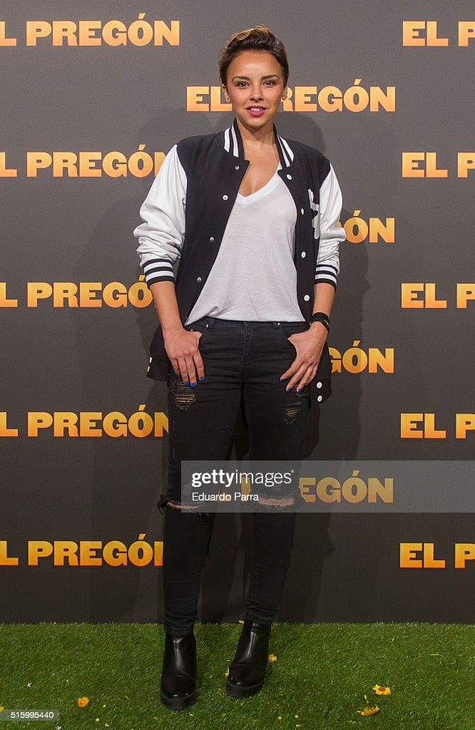'El Pregon' Madrid Premiere