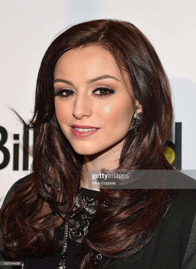 Singer Cher Lloyd attends the 2012 Billboard Women In Music Luncheon at Capitale on November 30, 2012 in New York City.