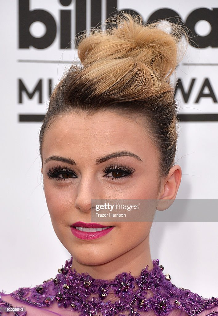 Singer <a gi-track='captionPersonalityLinkClicked' href=/galleries/search?phrase=Cher+Lloyd&family=editorial&specificpeople=7229738 ng-click='$event.stopPropagation()'>Cher Lloyd</a> attends the 2014 Billboard Music Awards at the MGM Grand Garden Arena on May 18, 2014 in Las Vegas, Nevada.