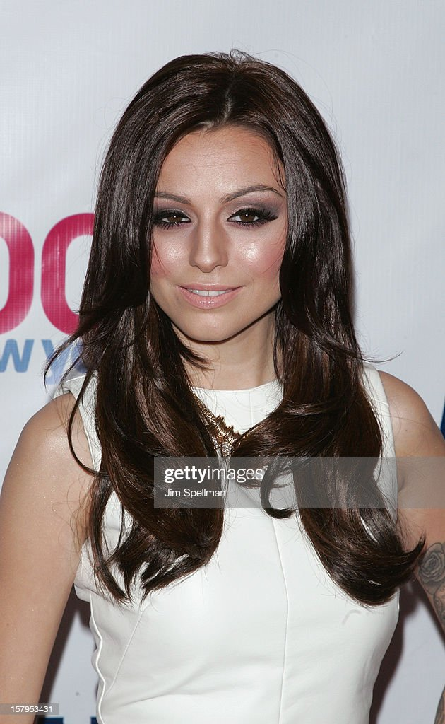 Singer Cher Lloyd attends Z100's Jingle Ball 2012, presented by Aeropostale, at Madison Square Garden on December 7, 2012 in New York City.