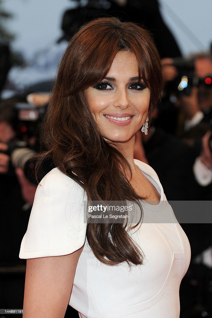 Singer Cheryl Cole attend the 'Amour' Premiere during the 65th Annual Cannes Film Festival at Palais des Festivals on May 20, 2012 in Cannes, France.