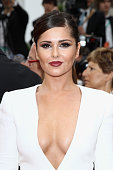 Singer Cheryl Cole attends the 'Habemus Papam' premiere at the Palais des Festivals during the 64th Cannes Film Festival on May 13 2011 in Cannes...