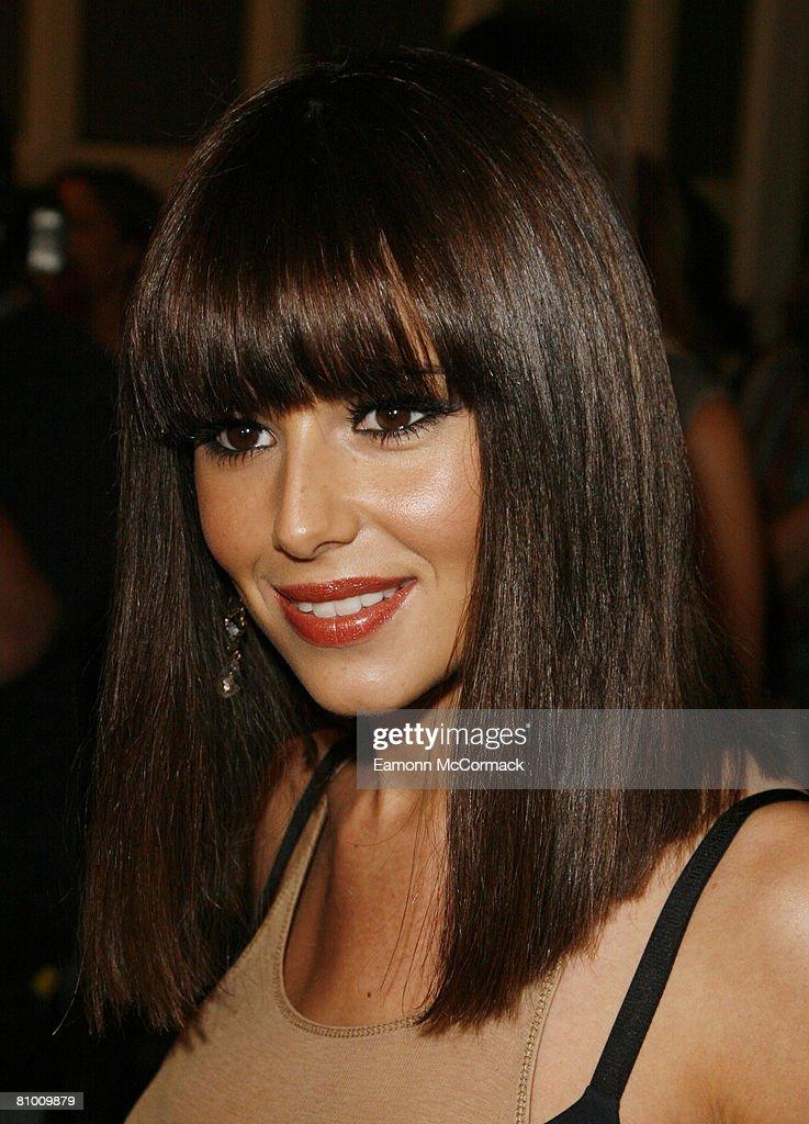 London Fashion Week S/... Cheryl Cole Singer