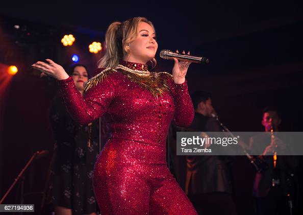 Chiquis Stock Photos And Pictures Getty Images