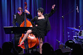Singer Chita Rivera performs onstage during 'Great Performances Chita Rivera' at the PBS portion of the 2015 Summer TCA Tour at The Beverly Hilton...