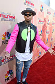 Singer Chris Brown attends the 2015 iHeartRadio Music Awards which broadcasted live on NBC from The Shrine Auditorium on March 29 2015 in Los Angeles...