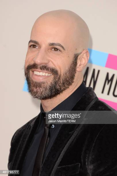 Singer Chris Daughtry attends the 2013 American Music Awards at Nokia Theatre LA Live on November 24 2013 in Los Angeles California