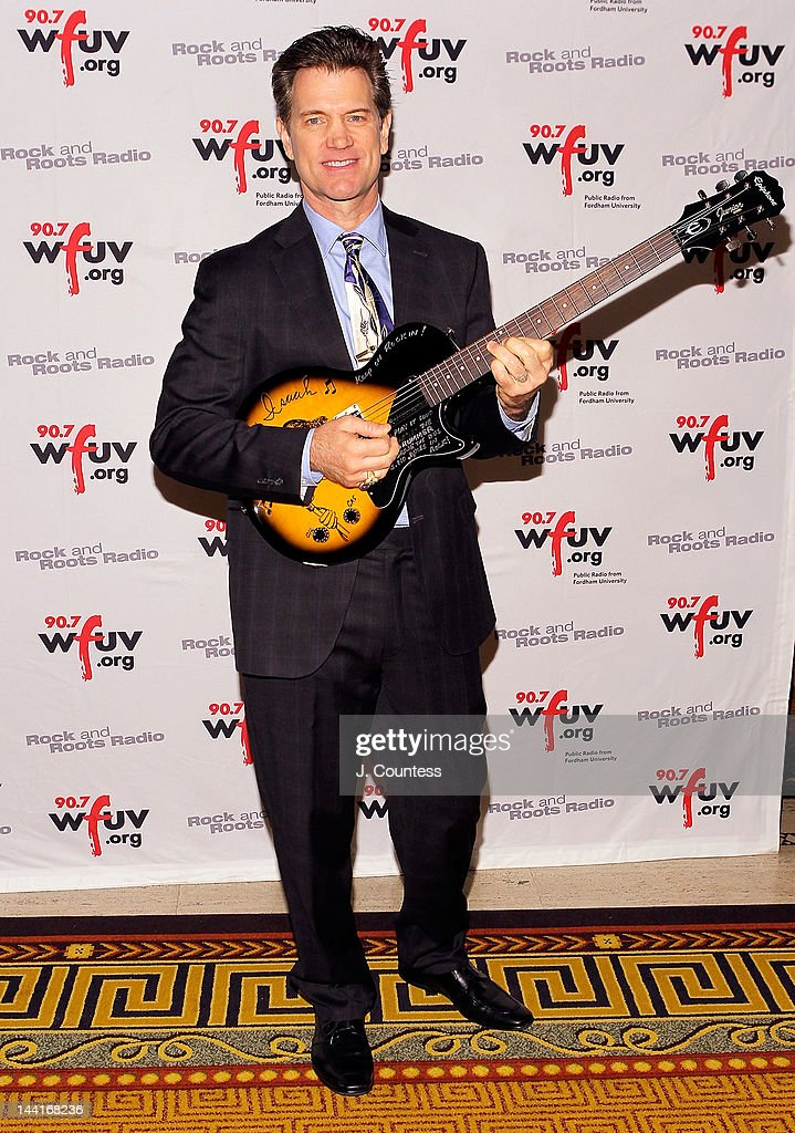 Singer Chris Isaak attends the 5th Annual WFUV Radio Spring Gala at Gotham Hall on May 10, 2012 in New York City.
