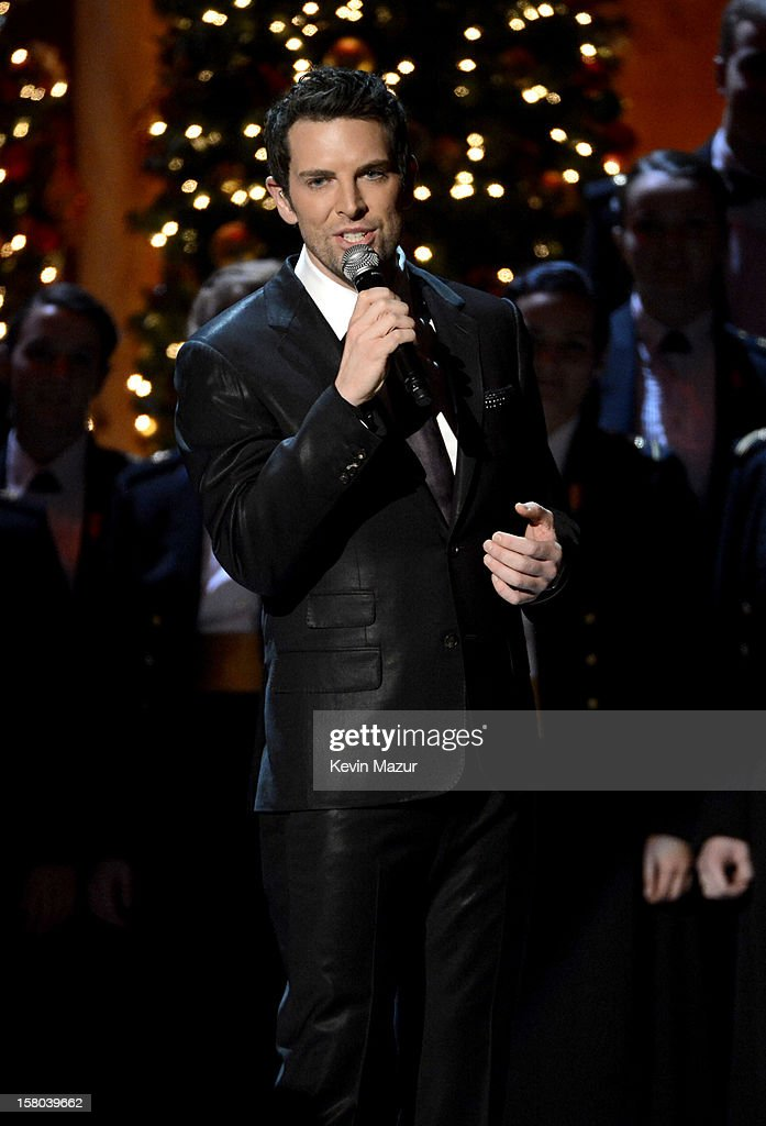 Singer Chris Mann performs onstage during TNT Christmas in Washington 2012 at National Building Museum on December 9, 2012 in Washington, DC. 23098_003_KM_1517.JPG