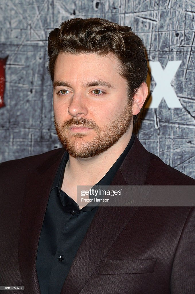 Singer Chris Young arrives at the 2012 American Country Awards at the Mandalay Bay Events Center on December 10, 2012 in Las Vegas, Nevada.
