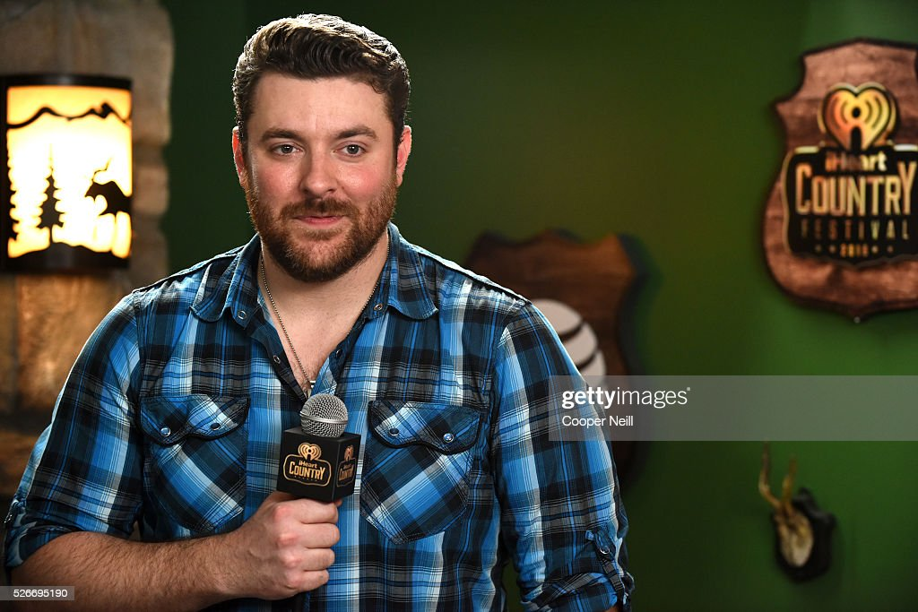 Singer Chris Young attends the 2016 iHeartCountry Festival at The Frank Erwin Center on April 30, 2016 in Austin, Texas.