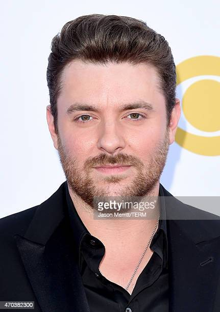 Singer Chris Young attends the 50th Academy of Country Music Awards at ATT Stadium on April 19 2015 in Arlington Texas