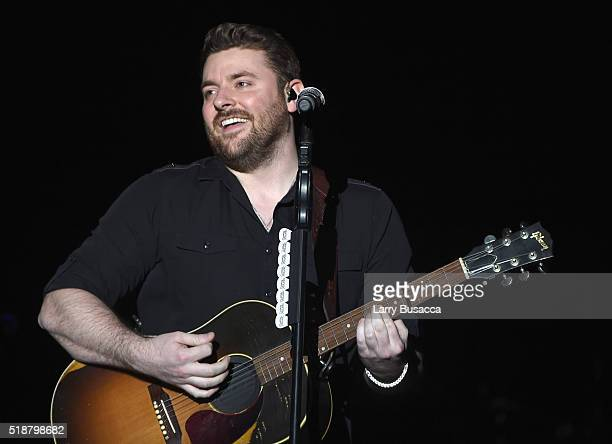 Singer Chris Young performs onstage at the 4th ACM Party for a Cause Festival at the Las Vegas Festival Grounds on April 2 2016 in Las Vegas Nevada