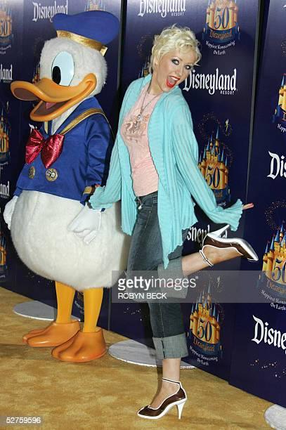 Know, how christina aguilera donald duck