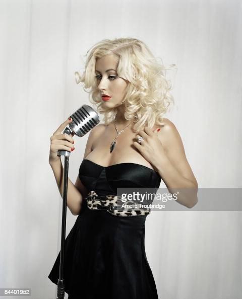 Christina Aguilera - singer