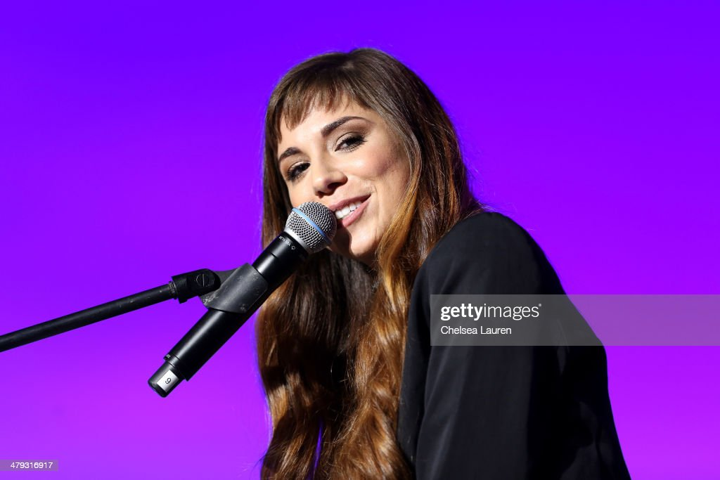 Clear Channel Media And Entertainment Presents iHeartRadio's Artists On The Verge Featuring Christina Perri, NONONO And Aloe Blacc At 4A's Transformation 2014