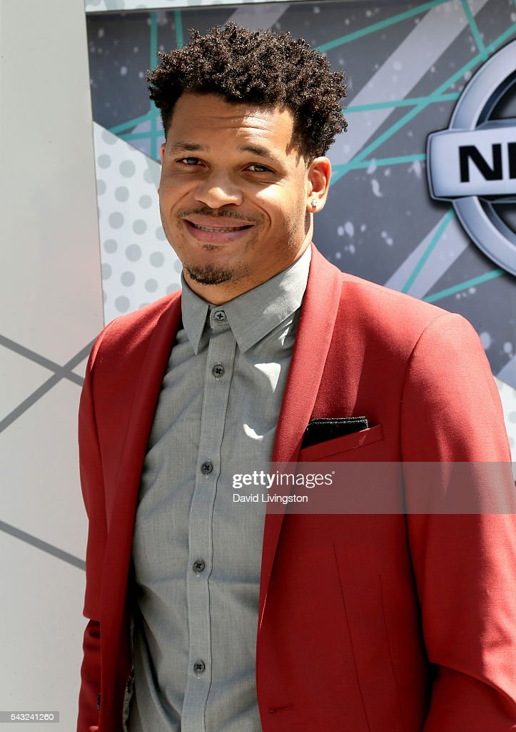 Singer Christon Gray attends the 2016 BET Awards at Microsoft Theater on June 26, 2016 in Los Angeles, California.