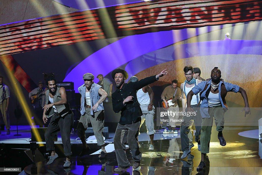 Les Victoires de La Musique 2014 - Show