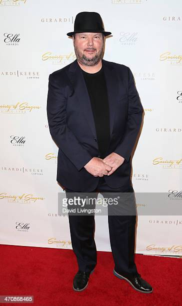 Singer Christopher Cross attends the 21st Annual ELLA Awards at The Beverly Hilton Hotel on February 20 2014 in Beverly Hills California