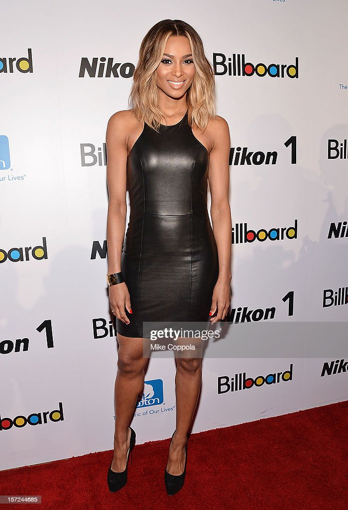 Singer <a gi-track='captionPersonalityLinkClicked' href=/galleries/search?phrase=Ciara+-+Singer&family=editorial&specificpeople=11647122 ng-click='$event.stopPropagation()'>Ciara</a> attends the 2012 Billboard Women In Music Luncheon at Capitale on November 30, 2012 in New York City.