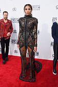 Singer Ciara attends the 2015 American Music Awards at Microsoft Theater on November 22 2015 in Los Angeles California