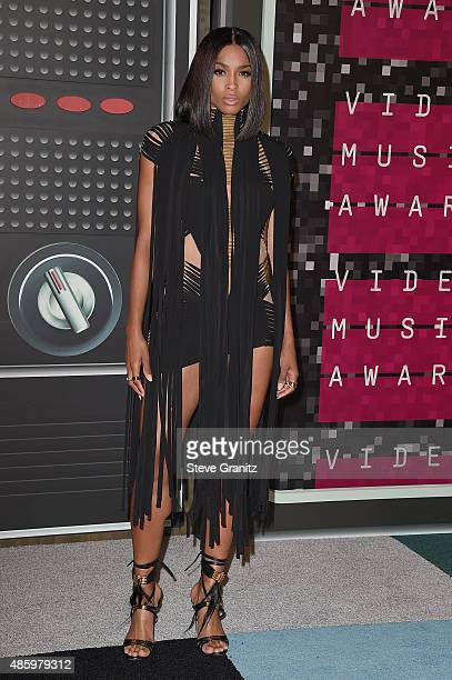 Singer Ciara attends the 2015 MTV Video Music Awards at Microsoft Theater on August 30 2015 in Los Angeles California