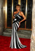 Singer Ciara attends the Conde Nast Media Group's Fifth Annual Fashion Rocks at Radio City Music Hall on September 5 2008 in New York City