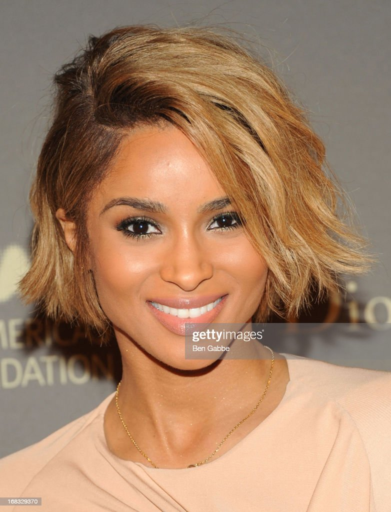 Singer Ciara attends the Tate Americas Foundation Artists Dinner at Skylight at Moynihan Station on May 8, 2013 in New York City.