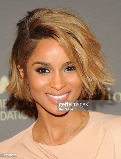 Singer Ciara attends the Tate Americas Foundation Artists Dinner at Skylight at Moynihan Station on May 8 2013 in New York City
