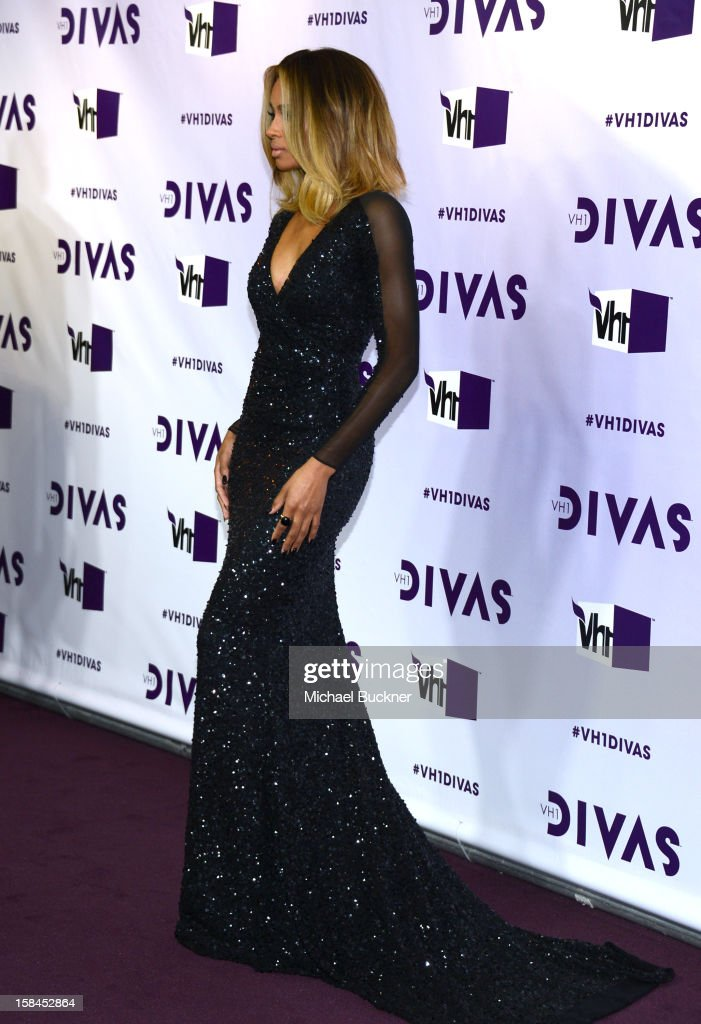 Singer Ciara attends 'VH1 Divas' 2012 at The Shrine Auditorium on December 16, 2012 in Los Angeles, California.