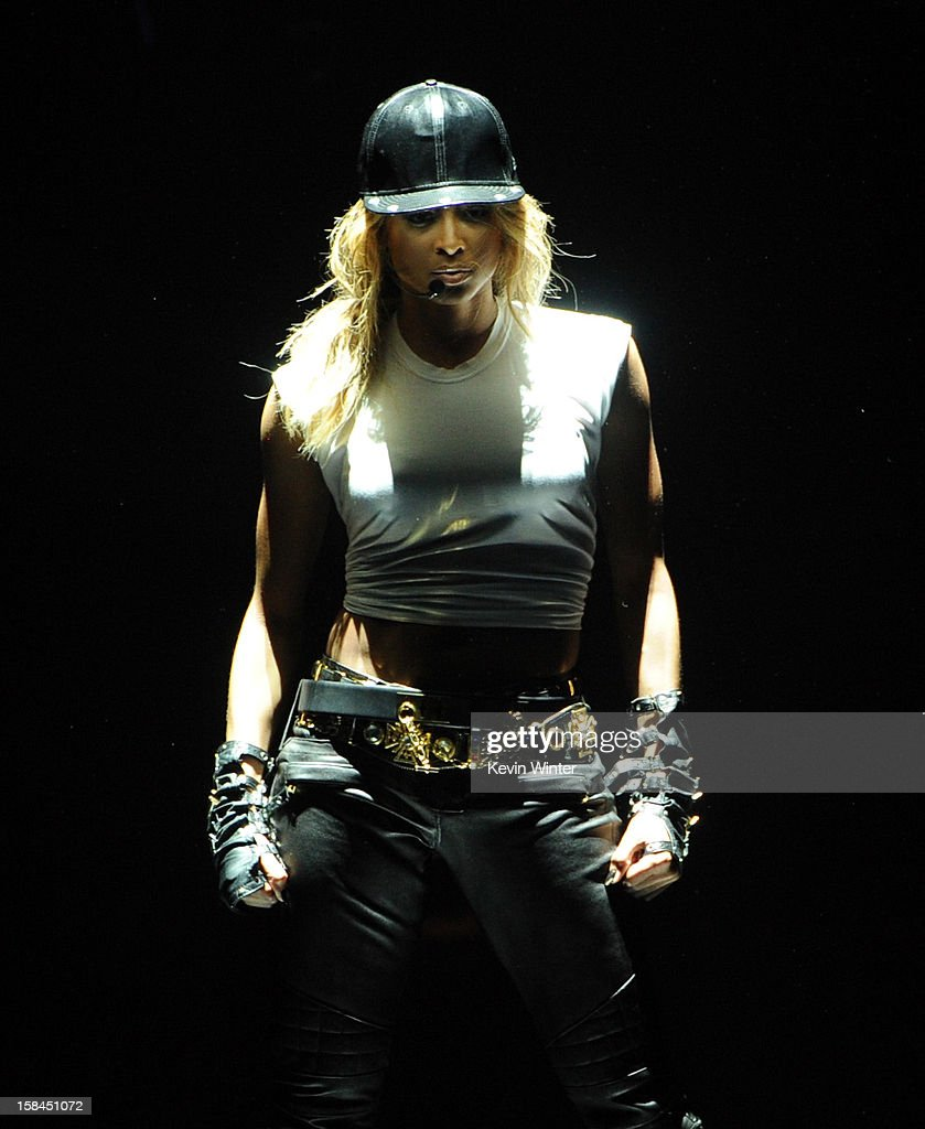 Singer Ciara performs onstage during 'VH1 Divas' 2012 at The Shrine Auditorium on December 16, 2012 in Los Angeles, California.