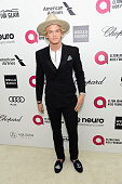 Singer Cody Simpson attends the 23rd Annual Elton John AIDS Foundation Academy Awards Viewing Party on February 22 2015 in Los Angeles California