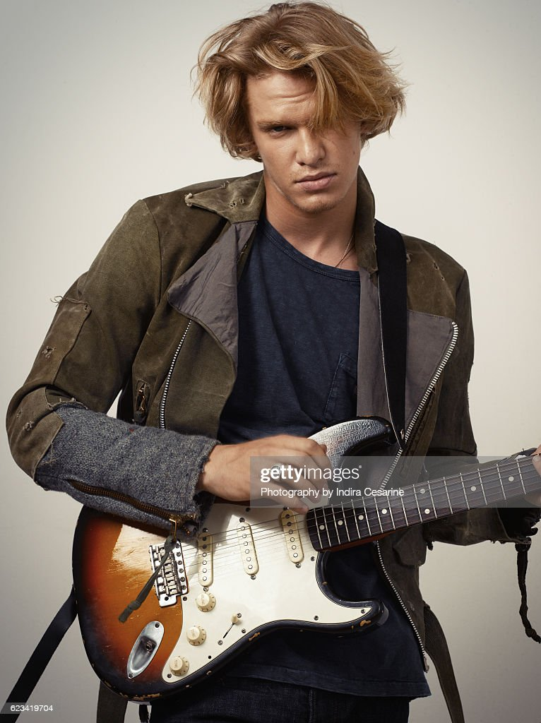 Singer Cody Simpson is photographed for The Untitled Magazine on July 13, 2015 in New York City. PUBLISHED IMAGE.