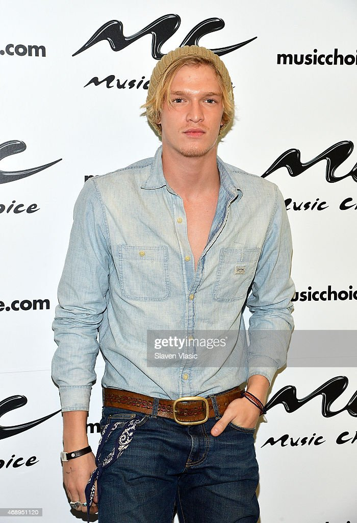 Cody Simpson Visits Music Choice