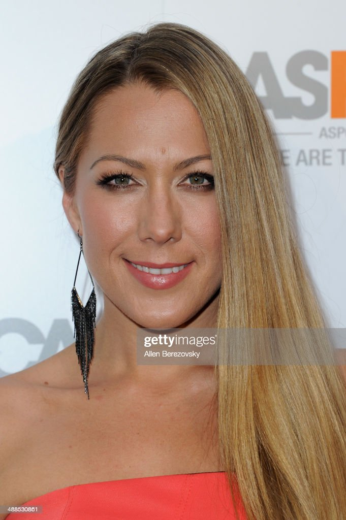 Singer Colbie Caillat attends the American Society for the Prevention of Cruelty to Animals celebrity cocktail party on May 6, 2014 in Beverly Hills, California.
